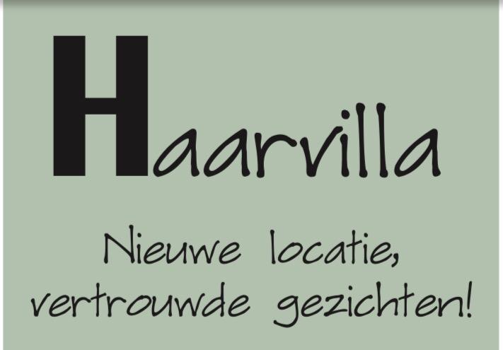 Kapper Hoogerheide - Kapsalon Haarvilla