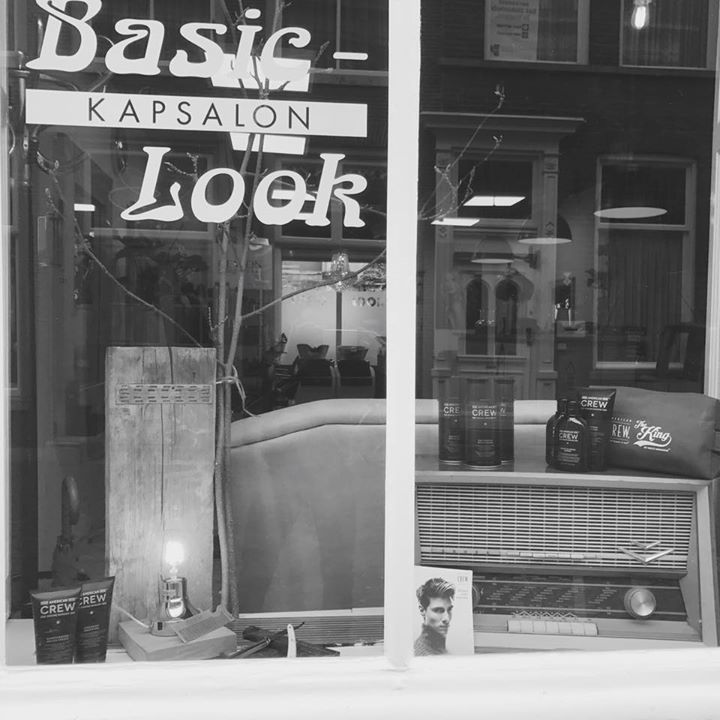 Kapper Culemborg - Kapsalon Basic Look Kapsalon
