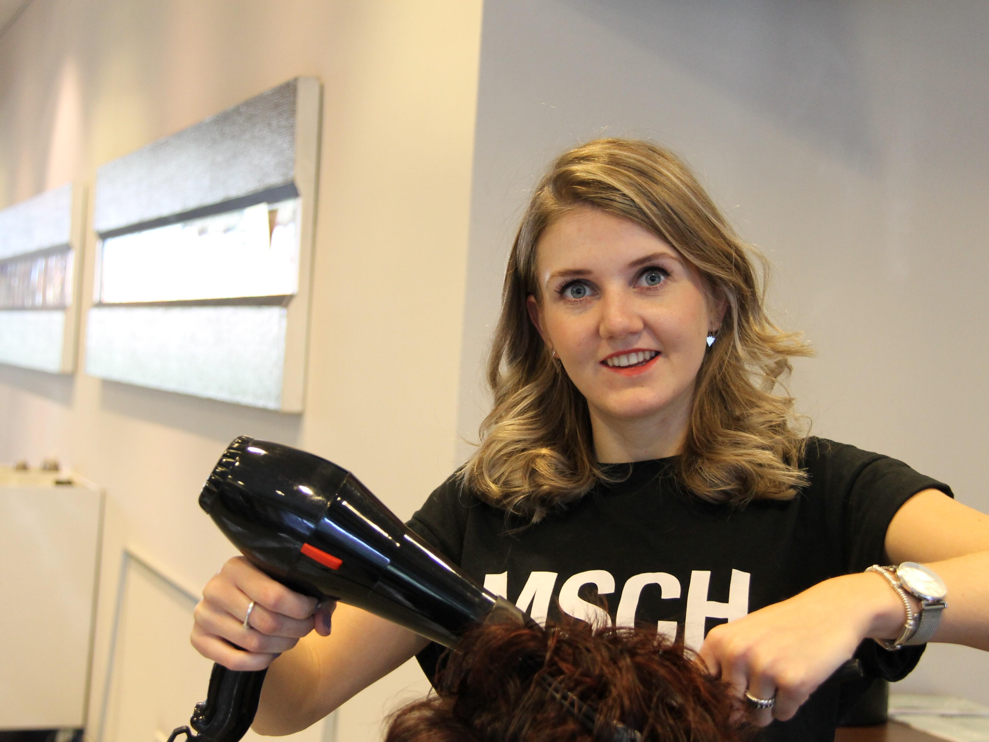 Ilse - Kapper bij Salon Toine Overloon
