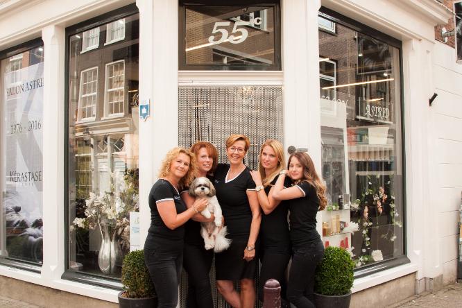 Kapper Amsterdam - Kapsalon Salon Astrid