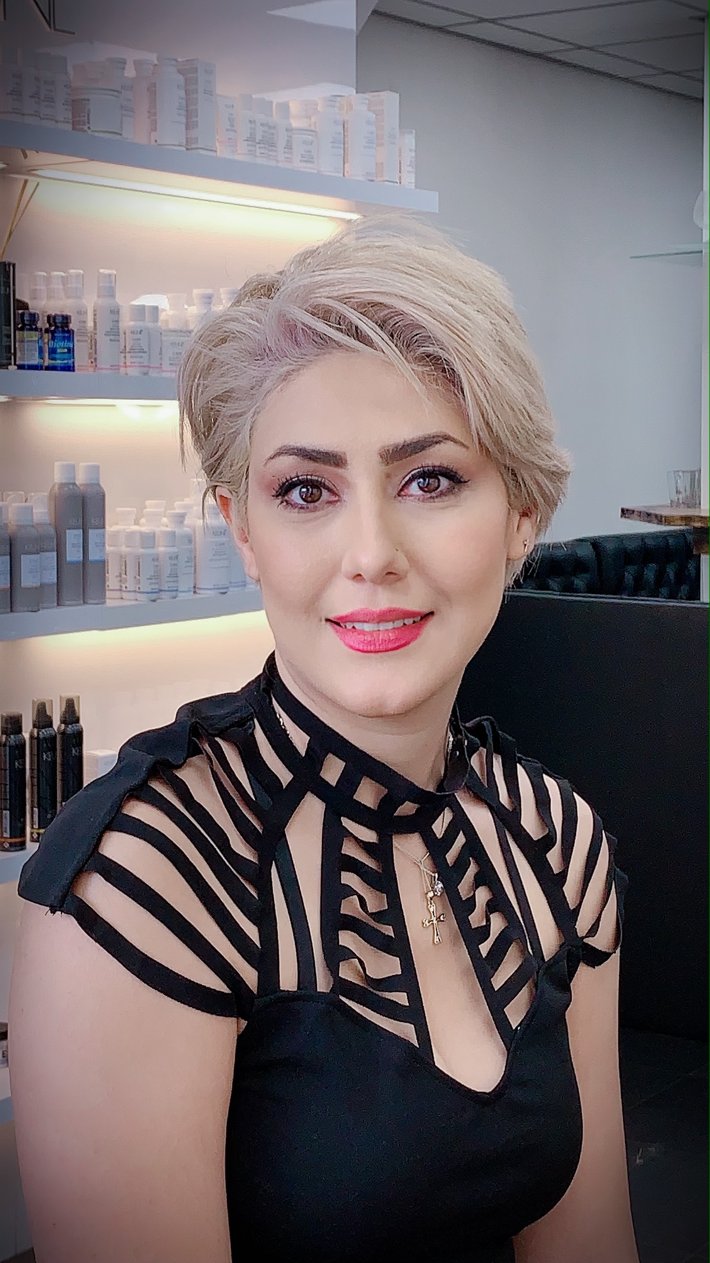 Sam - Kapper bij Beauty & Hairstyling YORD Utrecht