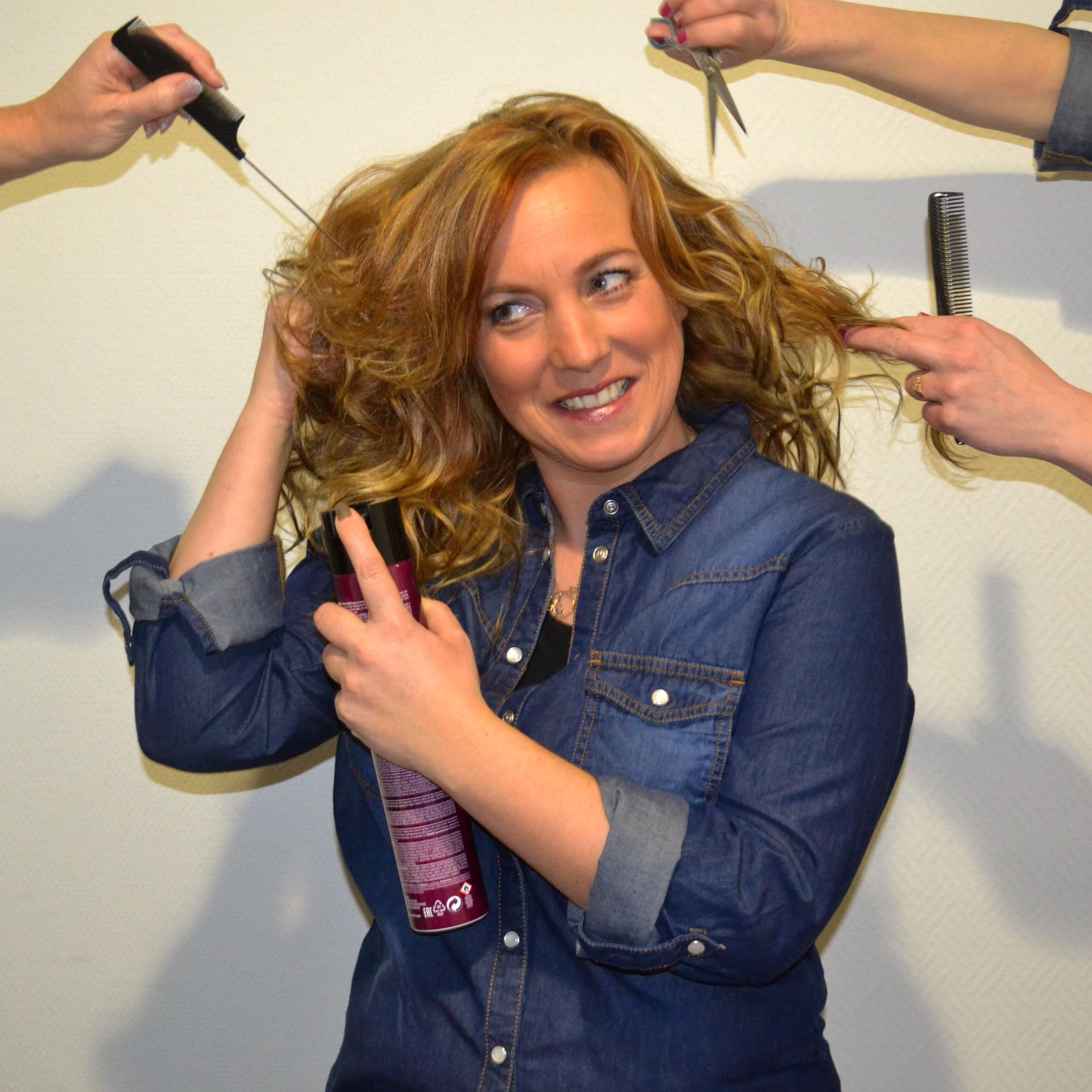 Janneke - Kapper bij Timme Haircreations Leeuwarden