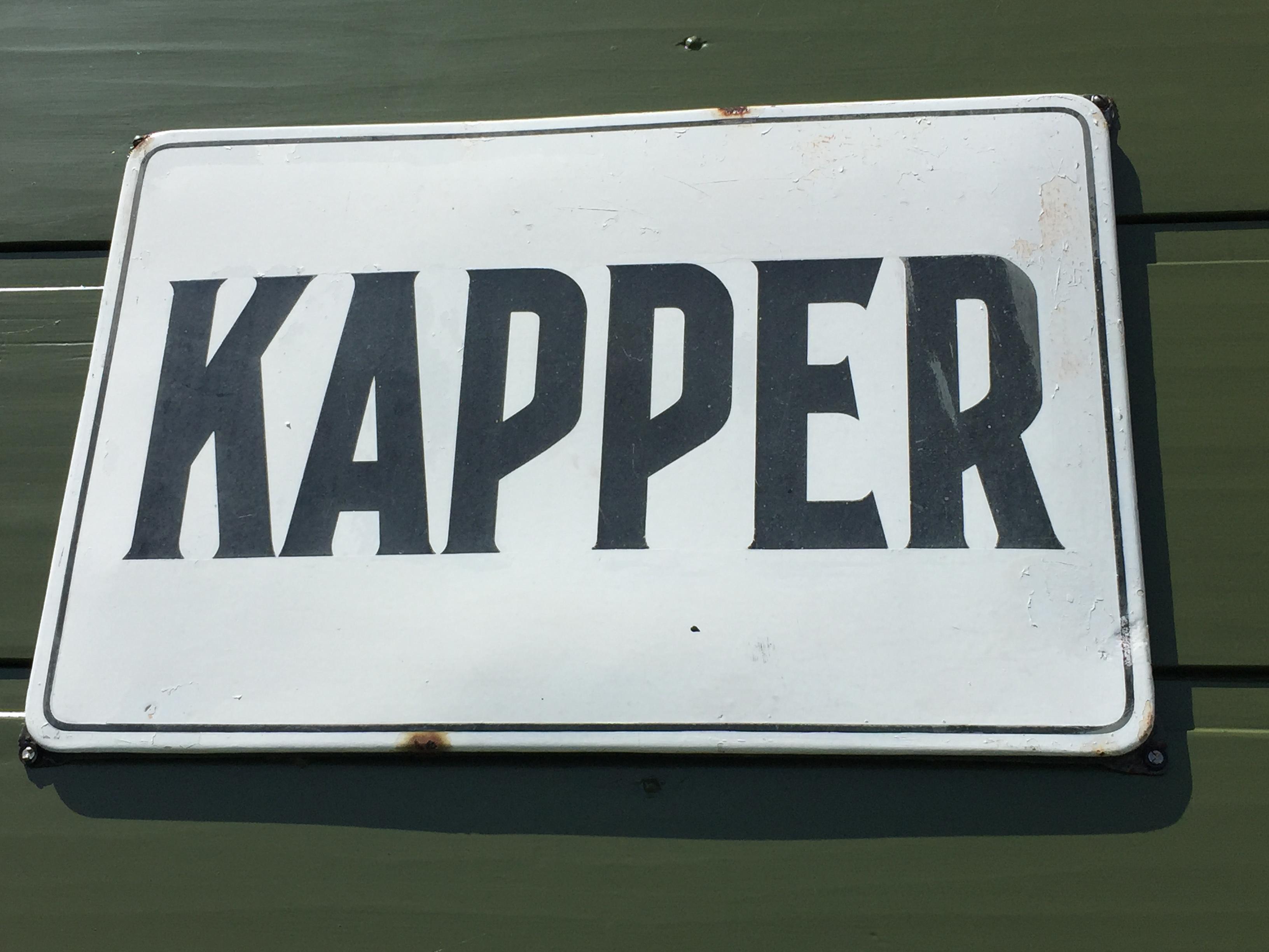 Kapper Hippolytushoef - Kapsalon Het Kappershuis