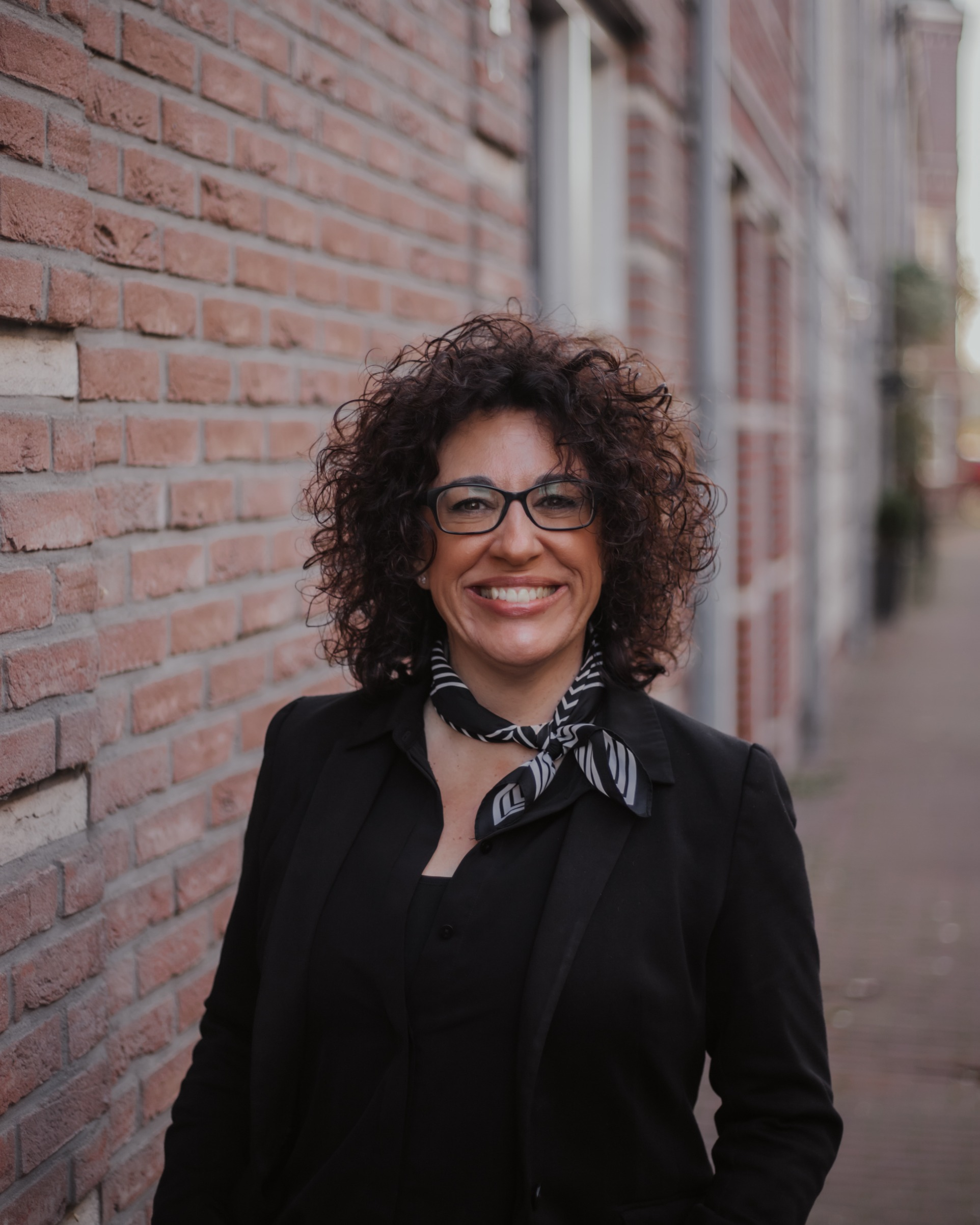 Antonia - Kapper bij Inkx Wellness Heemskerk