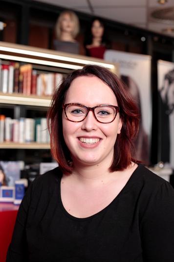 Priscilla - Kapper bij Hair Trends (UMC) Amsterdam