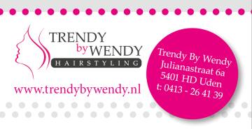 Kapper Uden - Kapsalon Trendy By Wendy Hairstyling