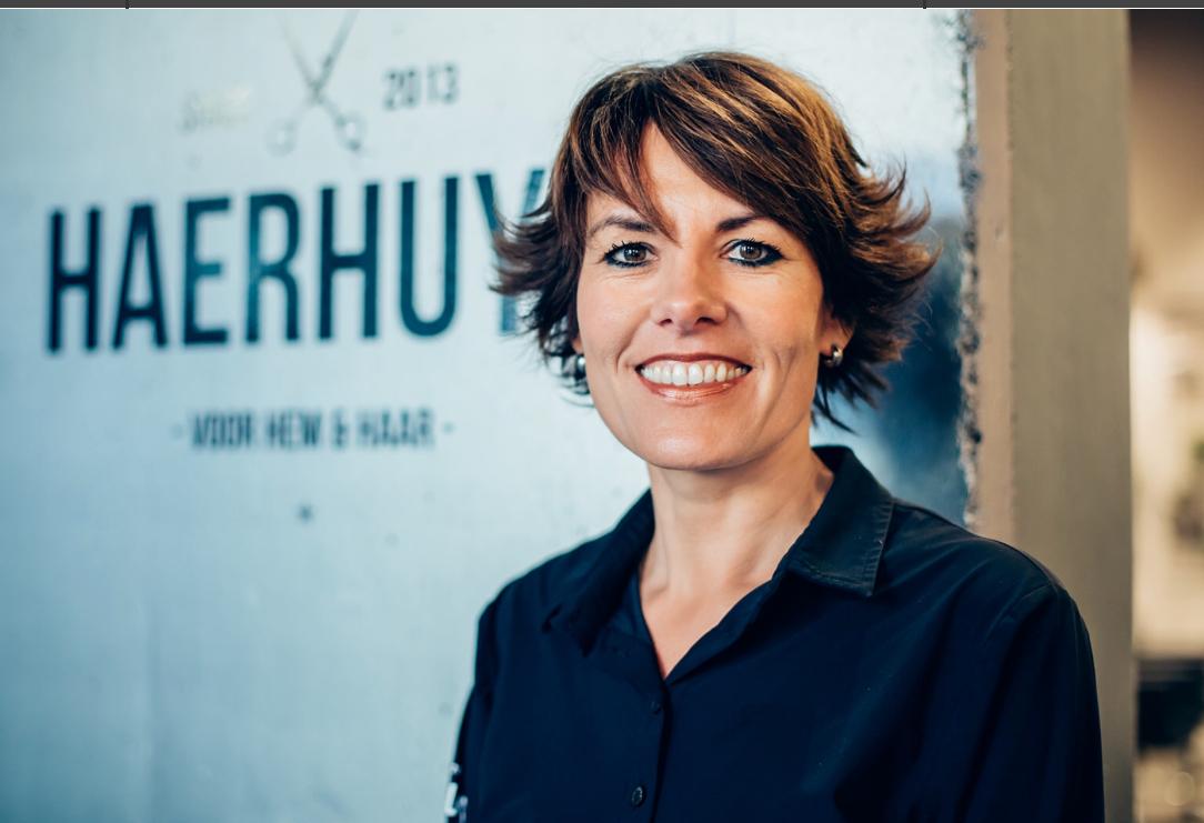 Claudia - Kapper bij Haerhuys Heerlen