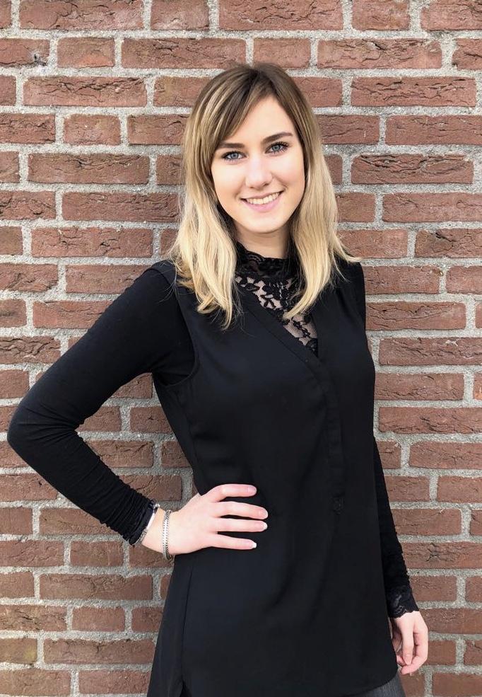 Maud - Kapper bij Karins Haarboutique Driebruggen