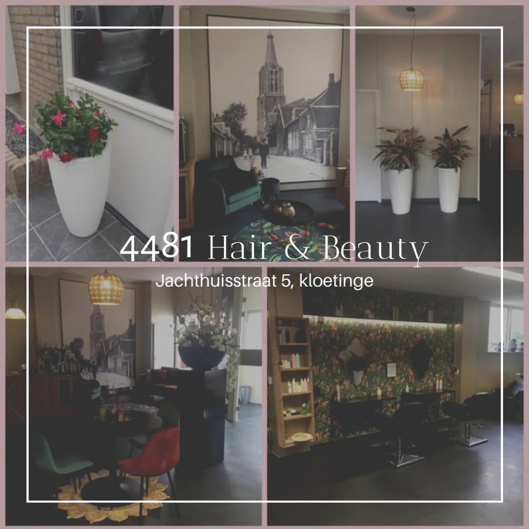Kapper Kloetinge - Kapsalon 4481 Hair & Beauty