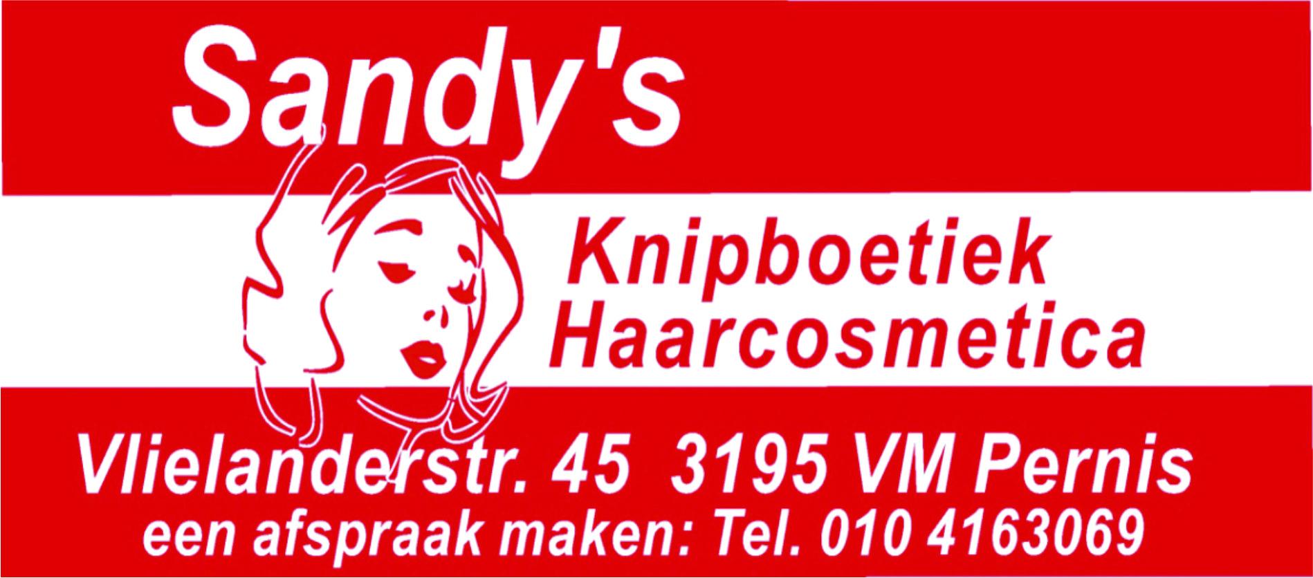 Kapper Pernis - Kapsalon Sandy's Knipboetiek