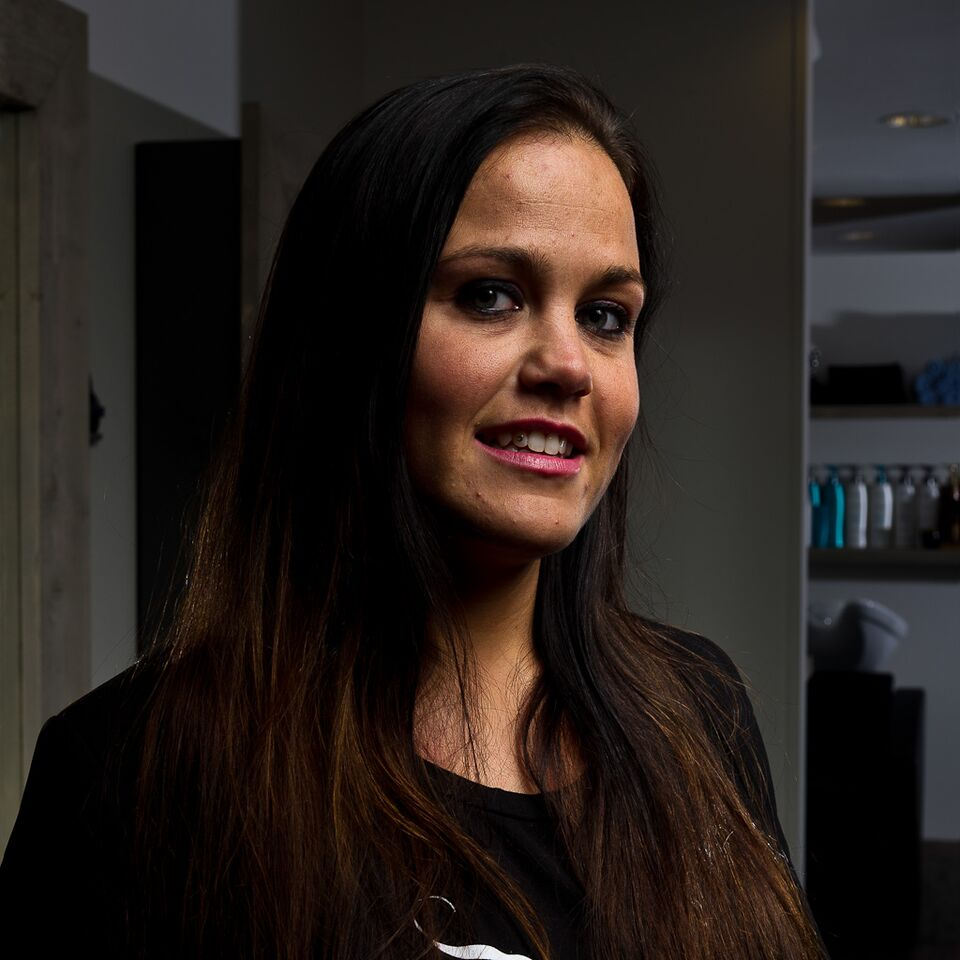 Melissa - Kapper bij Inekes Hairstyling Geervliet