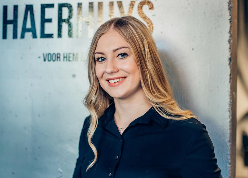 Patricia - Kapper bij Haerhuys Heerlen