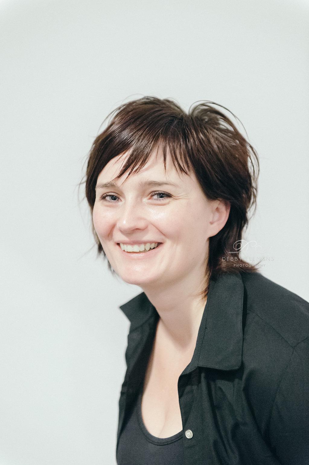 Marieke - Kapper bij Haarstudio Corrie Molenaarsgraaf
