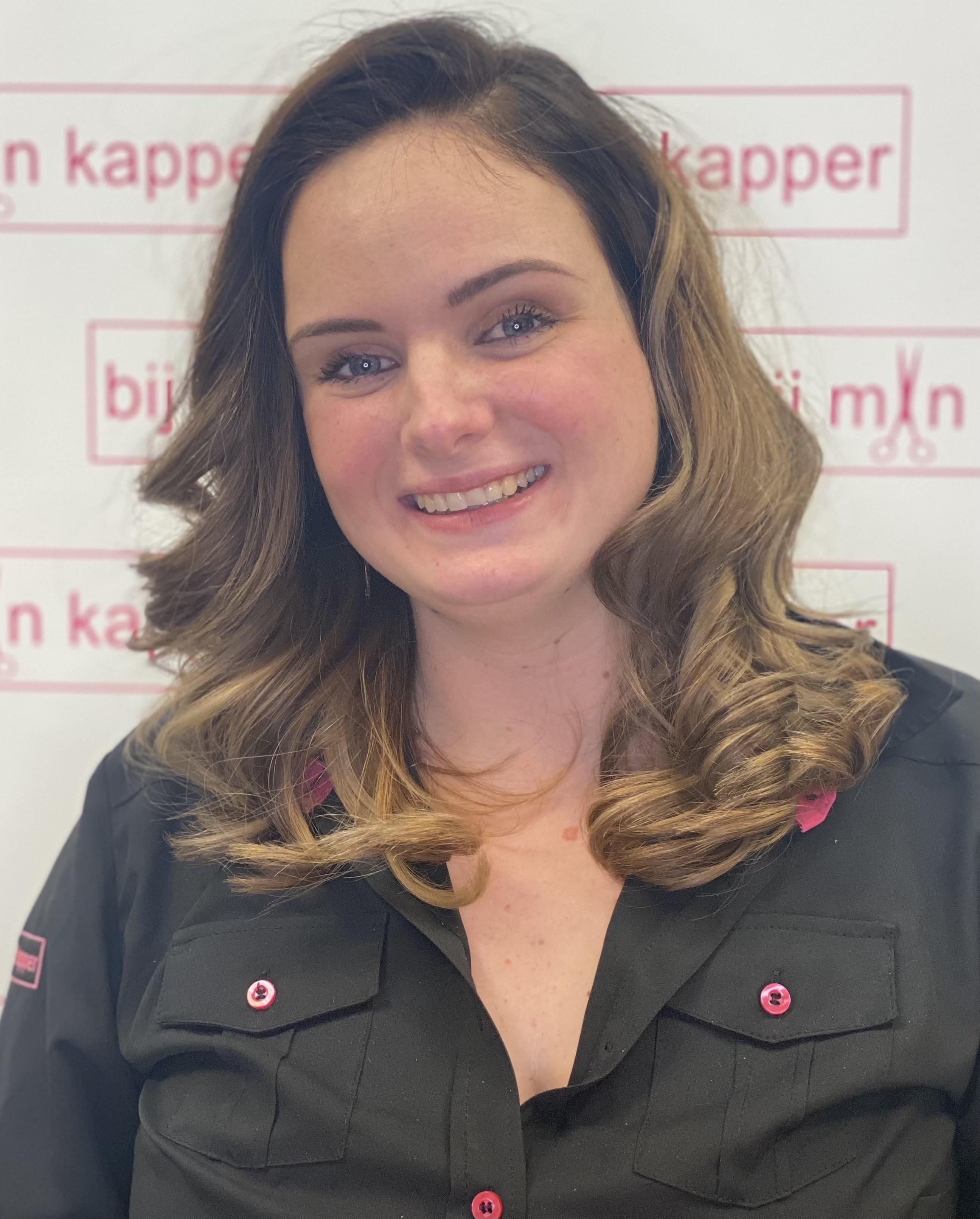 Felicia - Kapper bij Bij mijn Kapper Zoetermeer