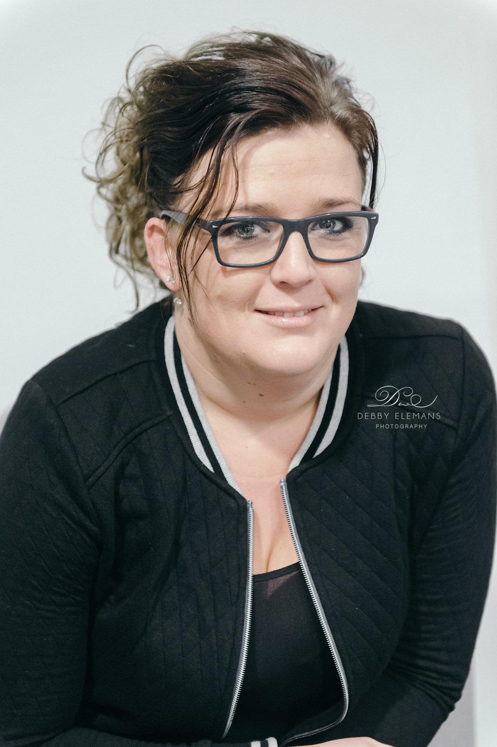 Renate - Kapper bij Haarstudio Corrie Molenaarsgraaf
