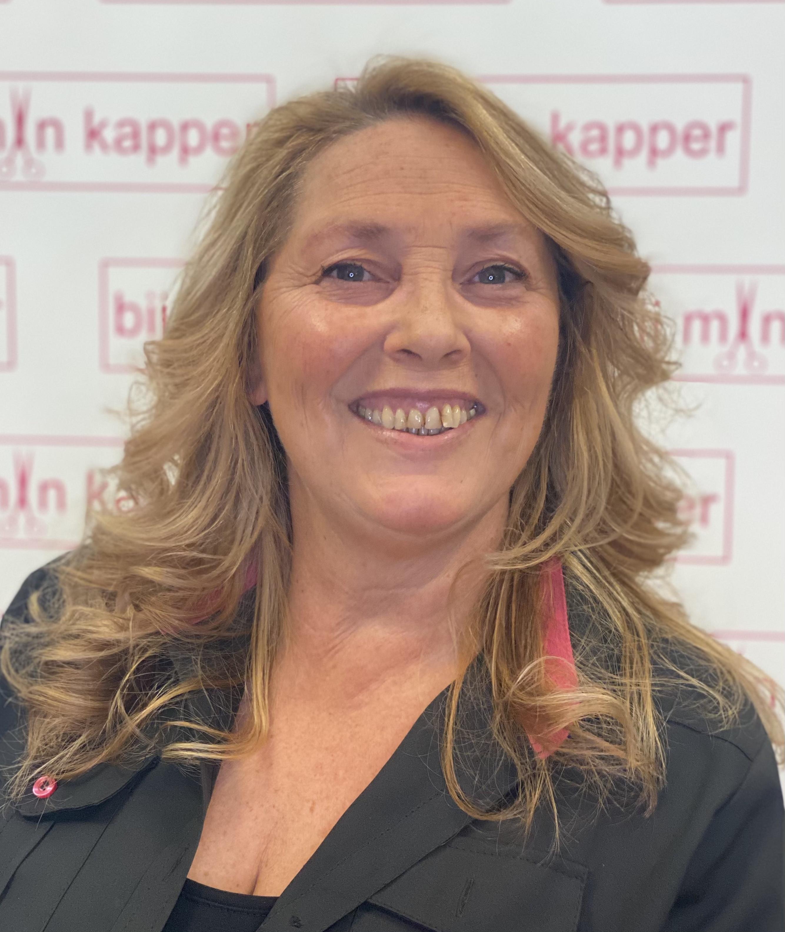 Anja - Kapper bij Bij mijn Kapper Zoetermeer