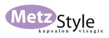 Kapper Wommels - Kapsalon MetzStyle Kapsalon & Visagie