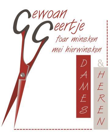 Kapper Damwâld - Kapsalon Gewoan Geertje