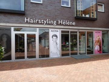 Kapper Stellendam - Kapsalon Hairstyling Hélène