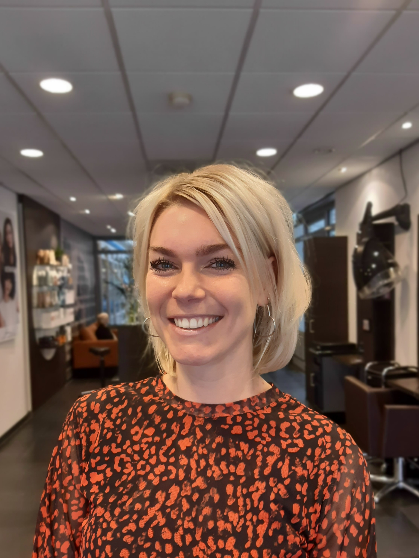 Suus - Kapper bij Hairstyling Be Beautiful Bussum