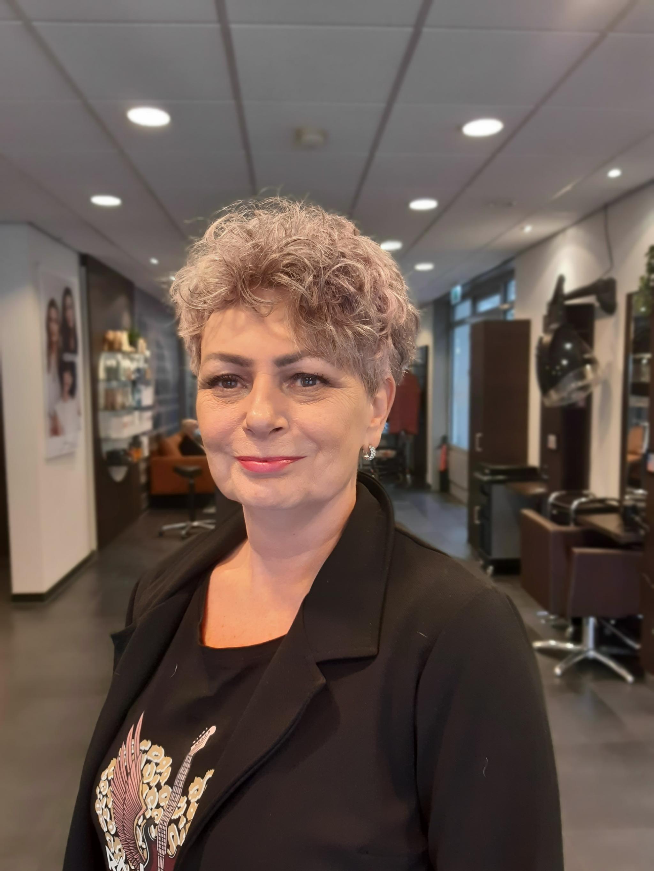Jolanda - Kapper bij Hairstyling Be Beautiful Bussum