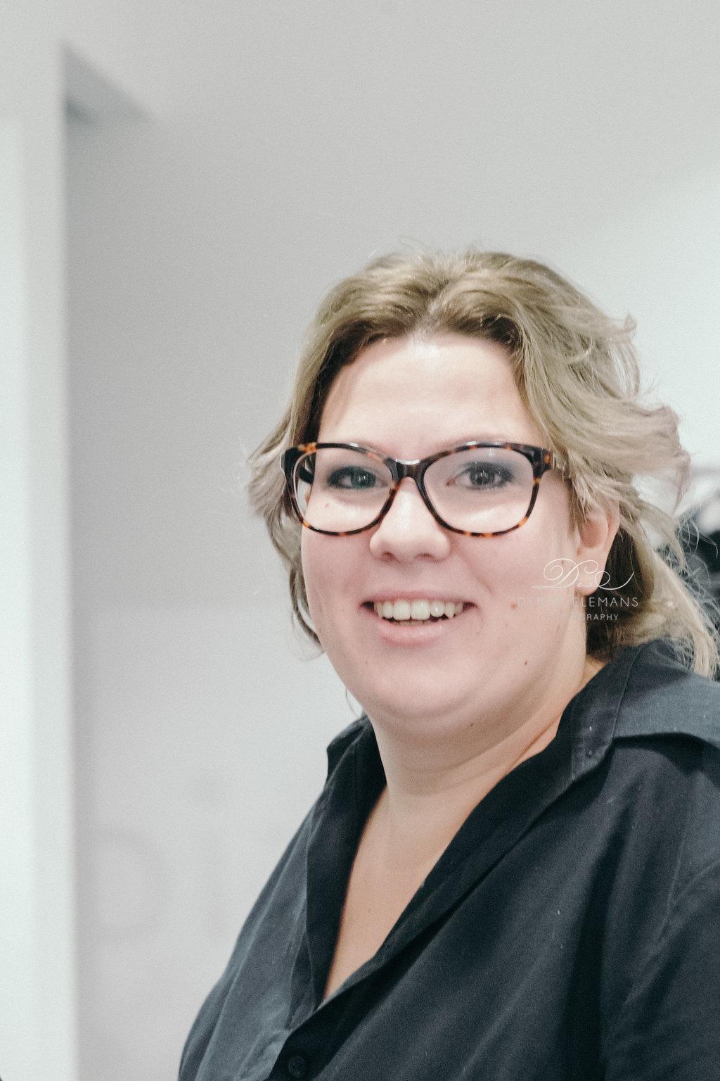 Diane - Kapper bij Haarstudio Corrie Molenaarsgraaf