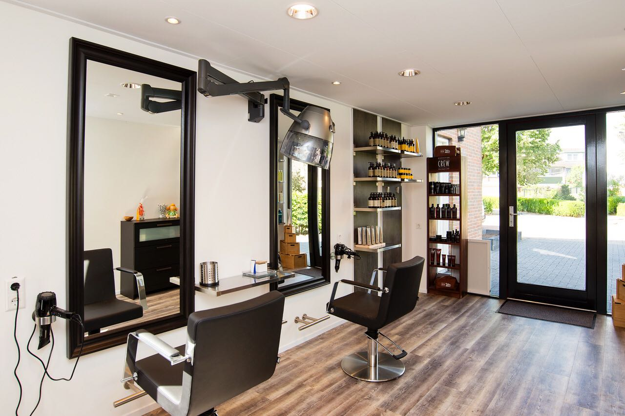Salon nature kapper hendrik ido ambacht barberbooking for Salon nature
