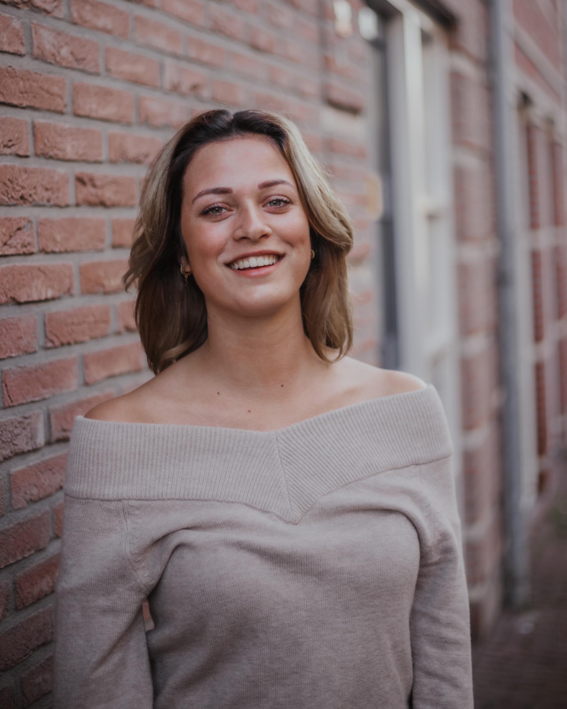 Carina - Kapper bij Inkx Wellness Heemskerk