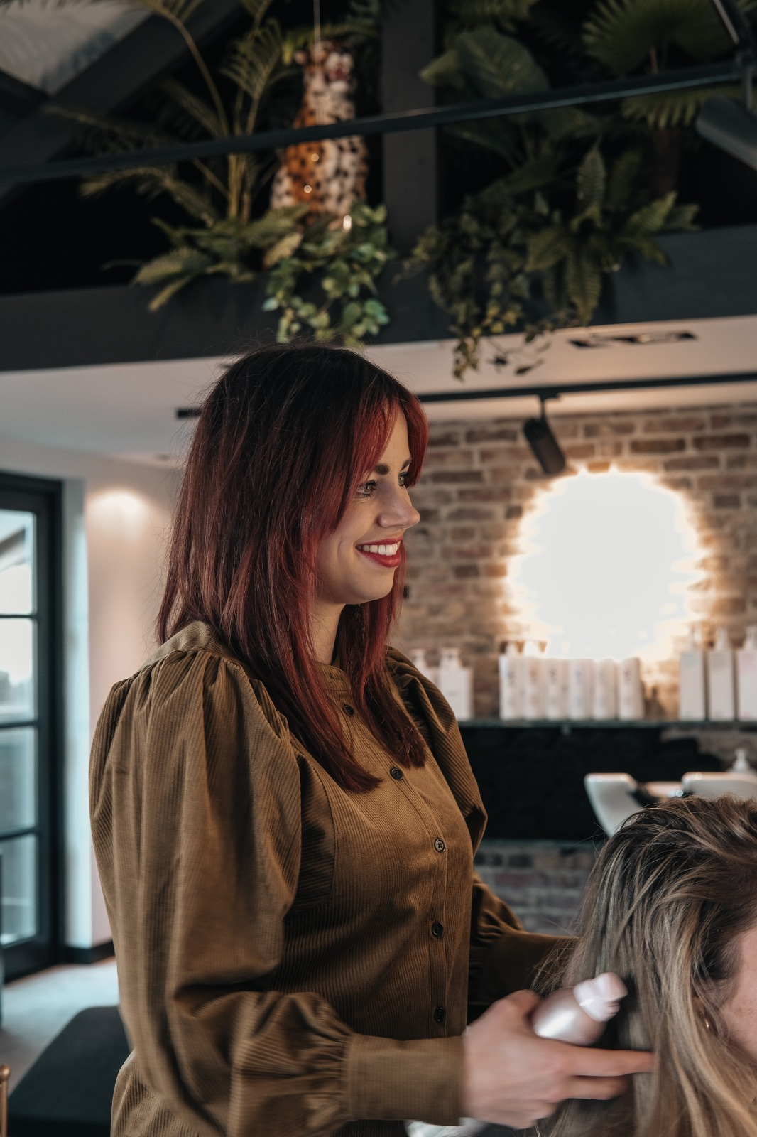 Kristy - Kapper bij Good to be hair Budel