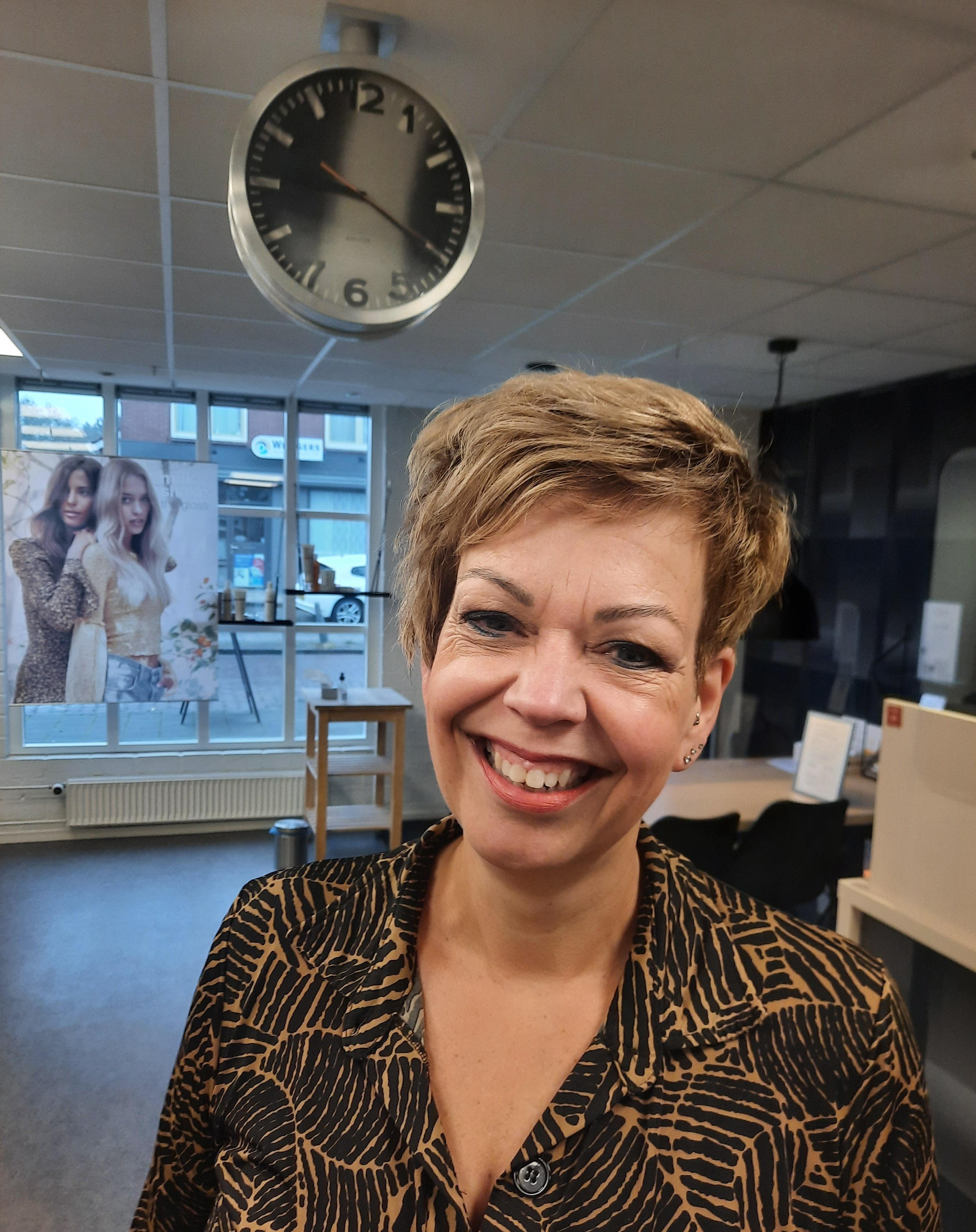 Sylvia - Kapper bij Scissors Sylvia & Vonne Harreveld