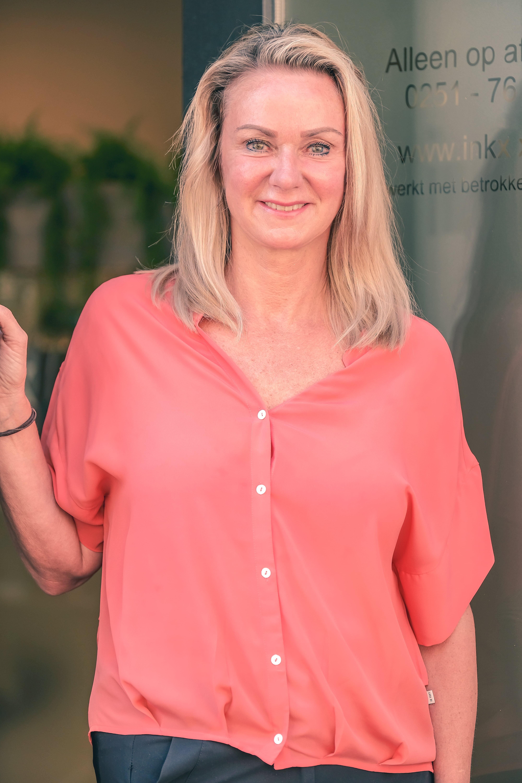 Ingeborg - Kapper bij Inkx Wellness Heemskerk