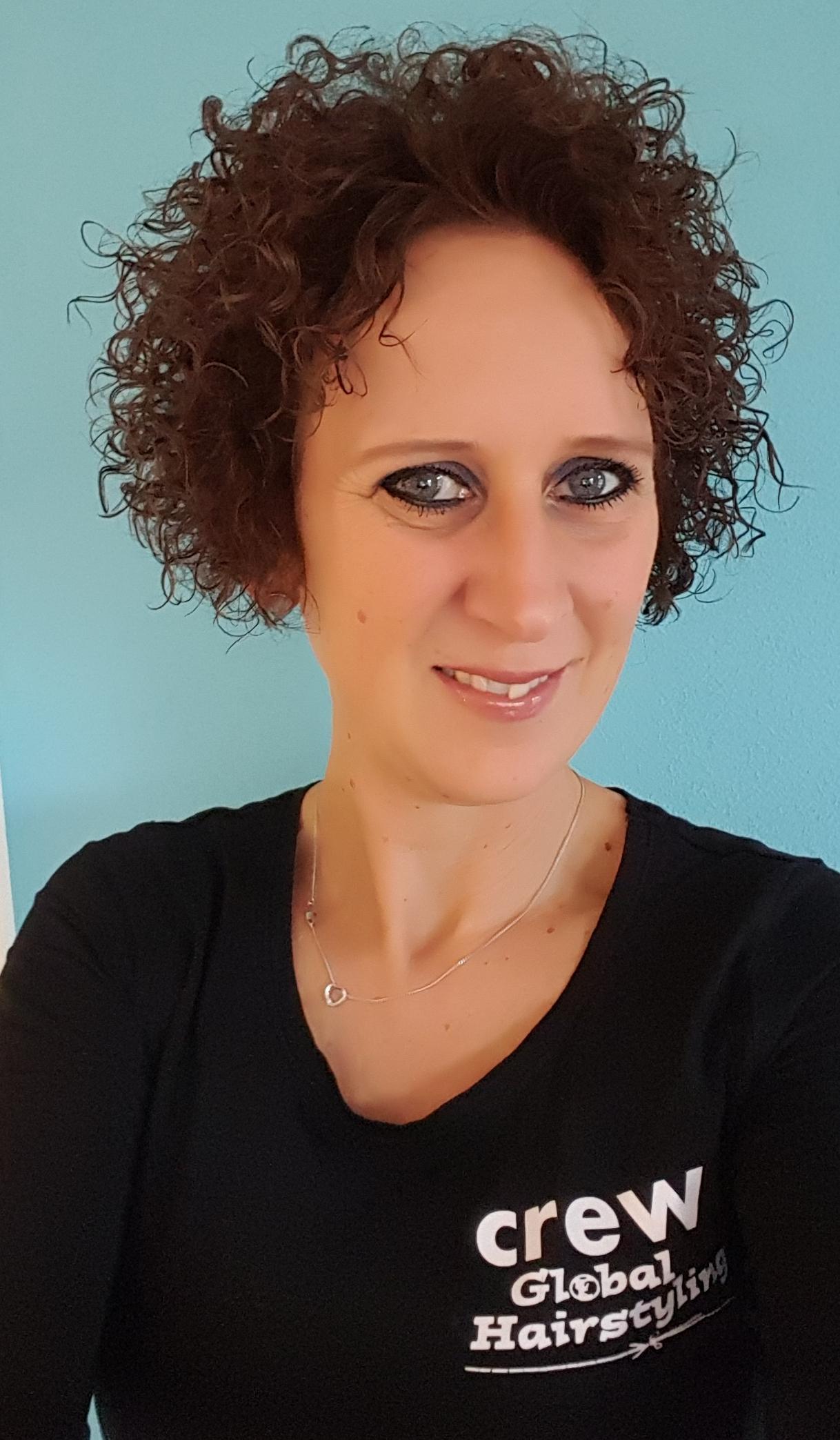 Marjan - Kapper bij Global Hairstyling Almere