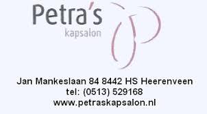 Kapper Heerenveen - Kapsalon Petra's Kapsalon
