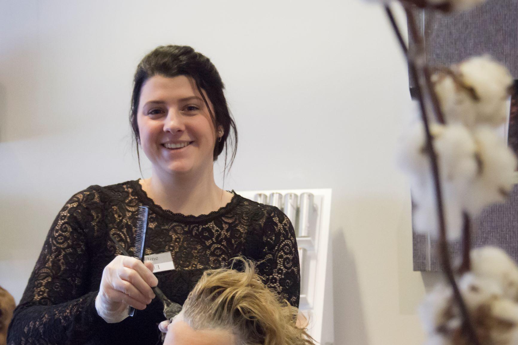 Eline - Kapper bij Salon Toine Overloon