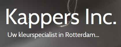 Kapper Rotterdam - Kapsalon Kappers Inc.