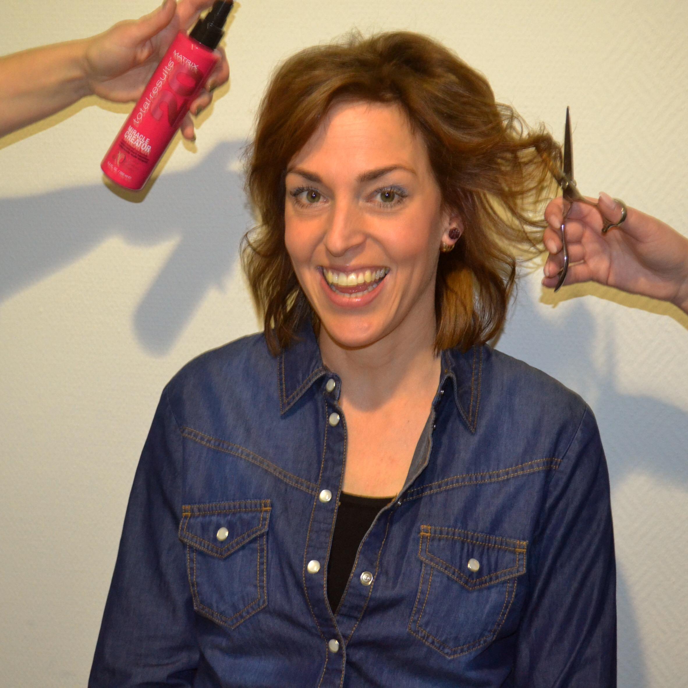 Betty - Kapper bij Timme Haircreations Leeuwarden