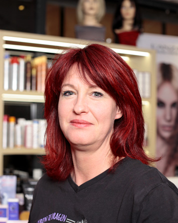 Helga - Kapper bij Hair Trends (UMC) Amsterdam