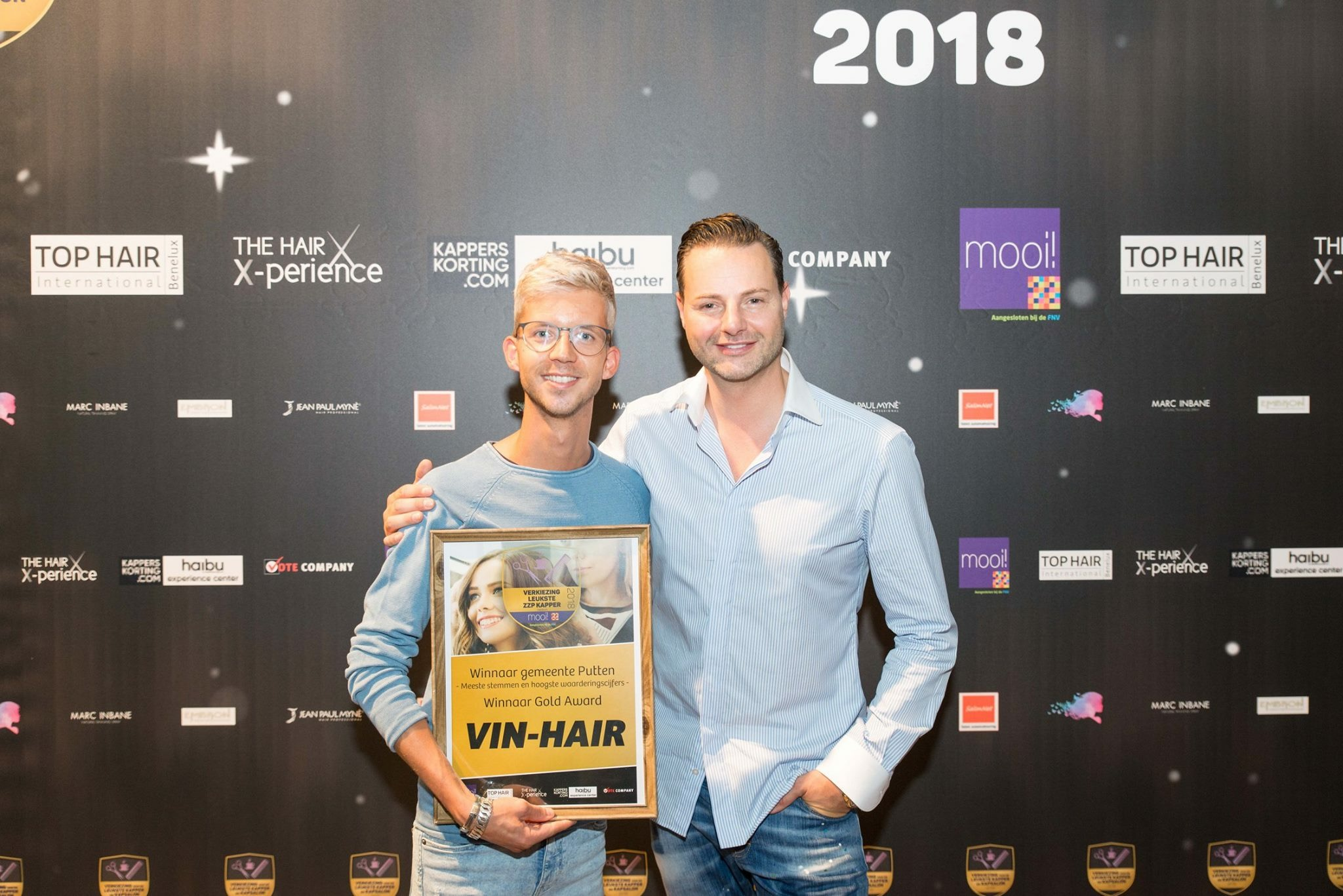 Vincent - Kapper bij Vin-Hair Putten