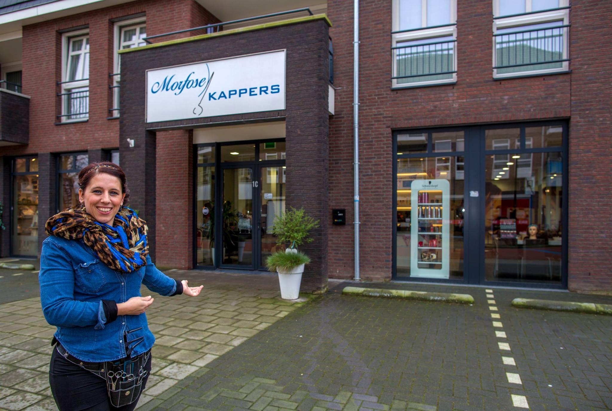 Kapper Someren - Kapsalon Morfose Kappers