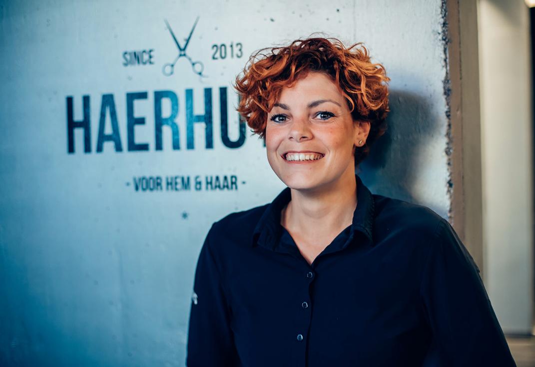 Femke - Kapper bij Haerhuys Heerlen