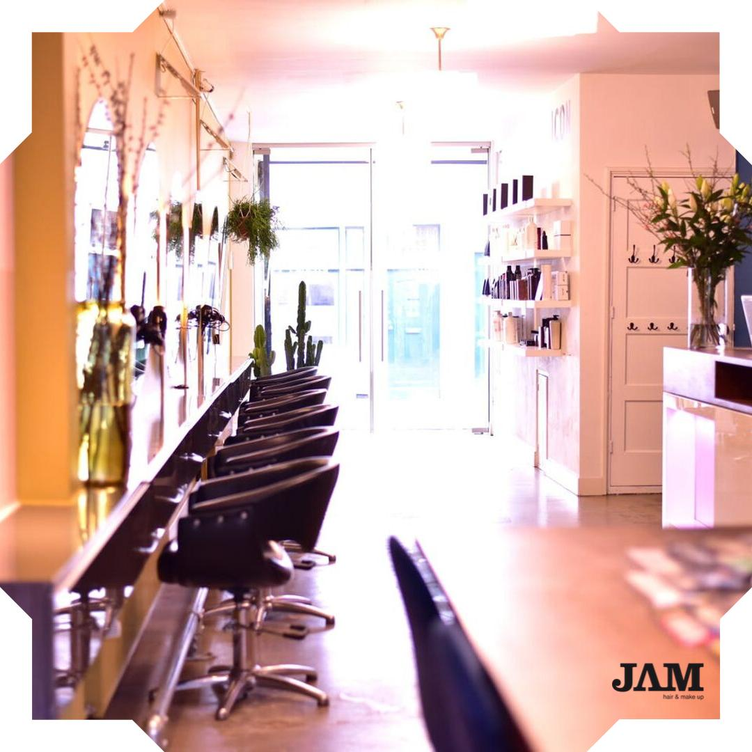 Kapper Utrecht - Kapsalon JAM hair and make-up