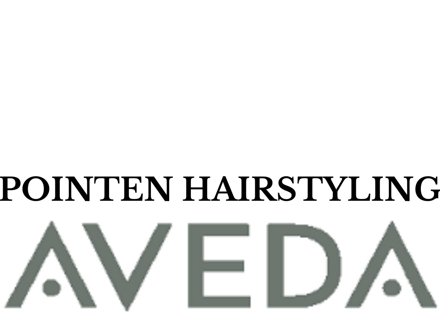 Kapper Huizen - Kapsalon POINTEN HAIRSTYLING AVEDA HAIR AND LIFESTYLE SALON