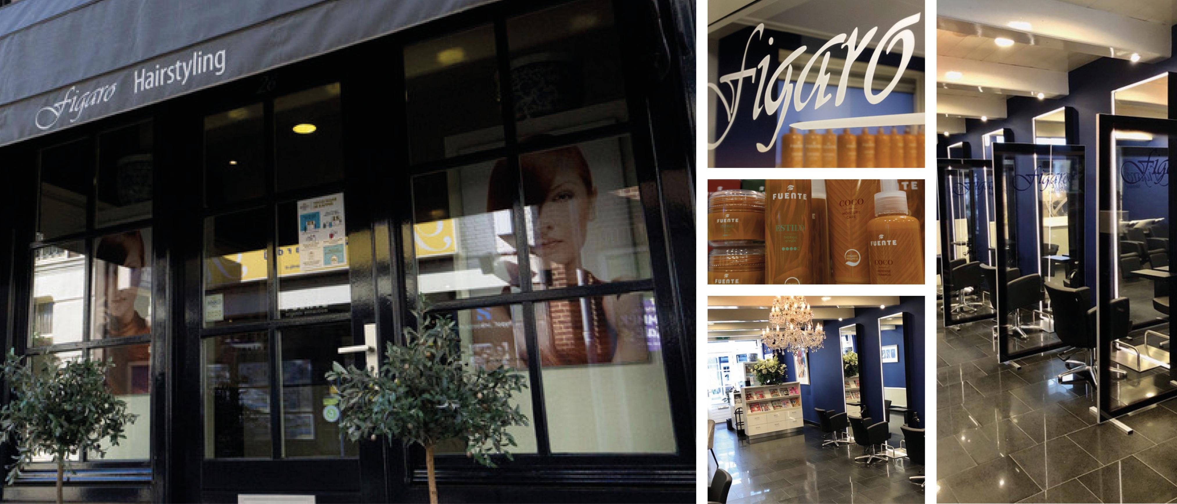 Kapper Montfoort - Kapsalon Figaro Hairstyling