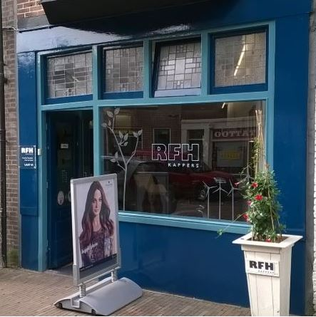 Kapper Alkmaar - Kapsalon RFH Kappers