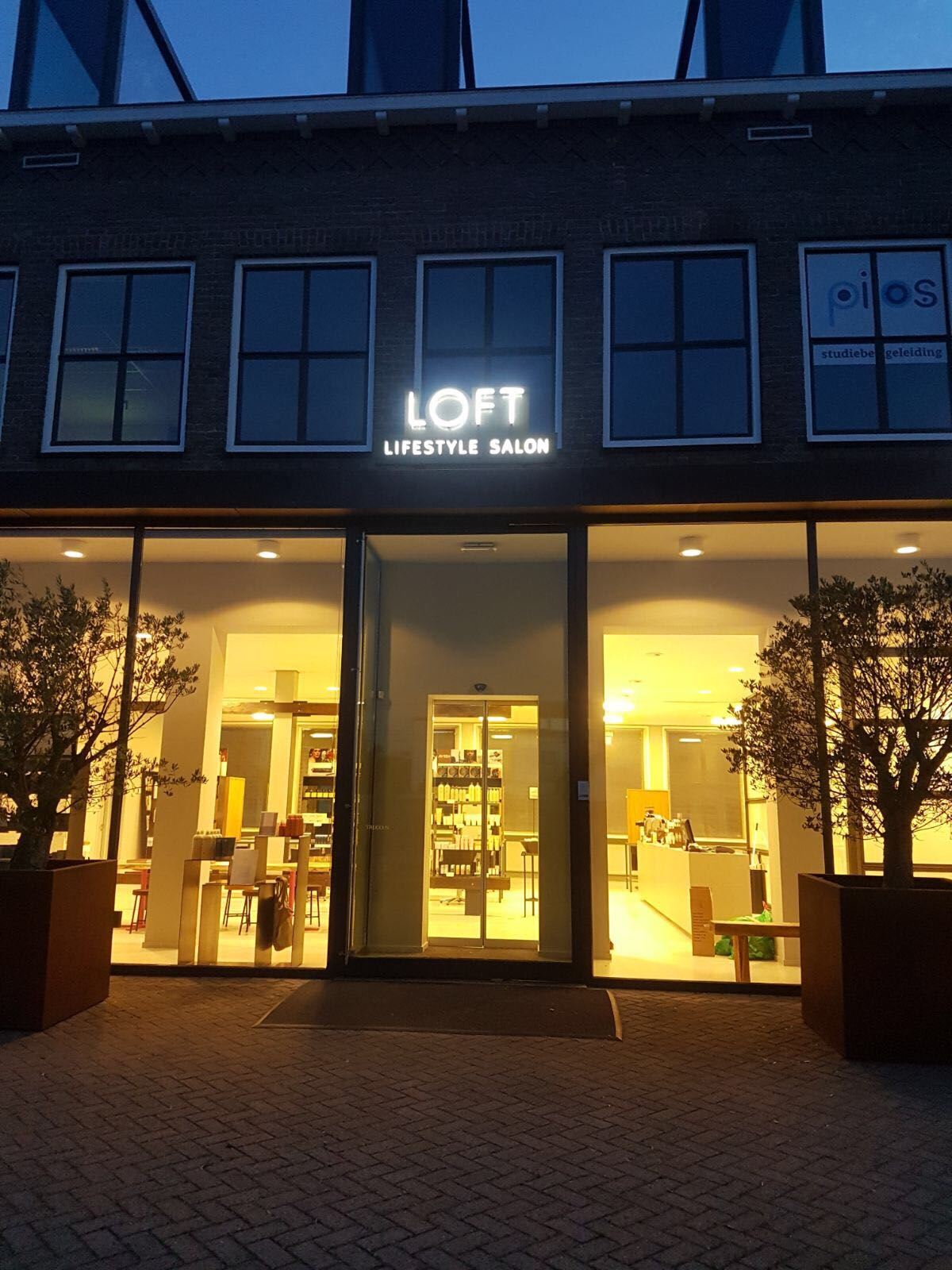 Kapper Bussum - Kapsalon Loft Lifestyle Salon