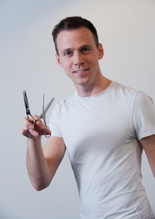Hendrik - Kapper bij Glamour Hair Assen