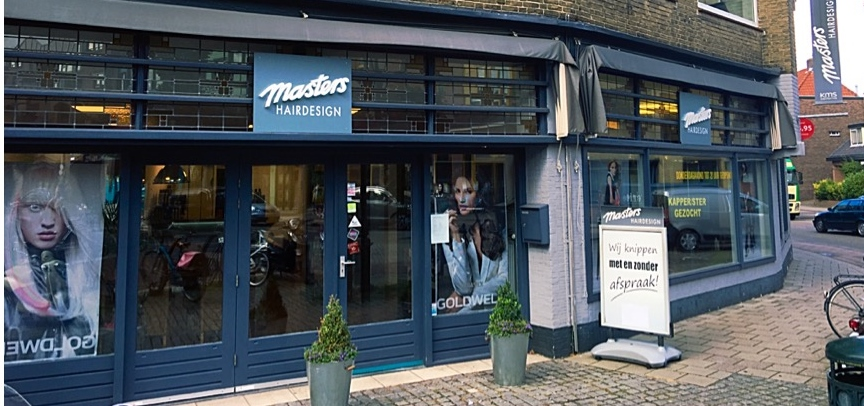 Kapper Bussum - Kapsalon Masters HairDesign