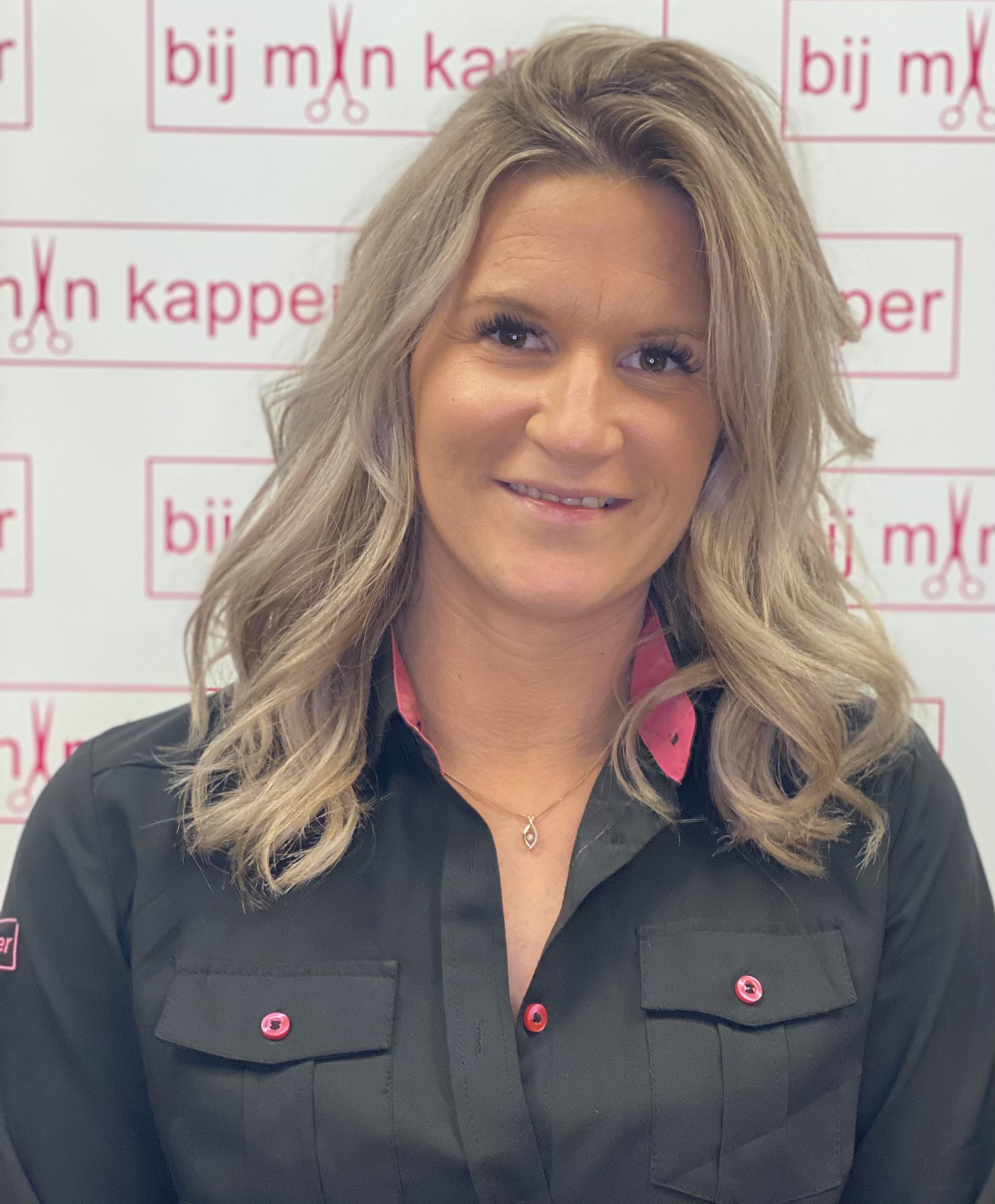 Rachel - Kapper bij Bij mijn Kapper Zoetermeer