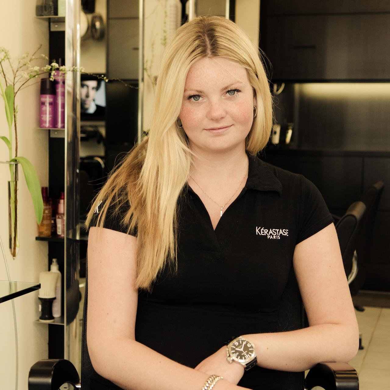 Laura - Kapper bij Salon Astrid Amsterdam