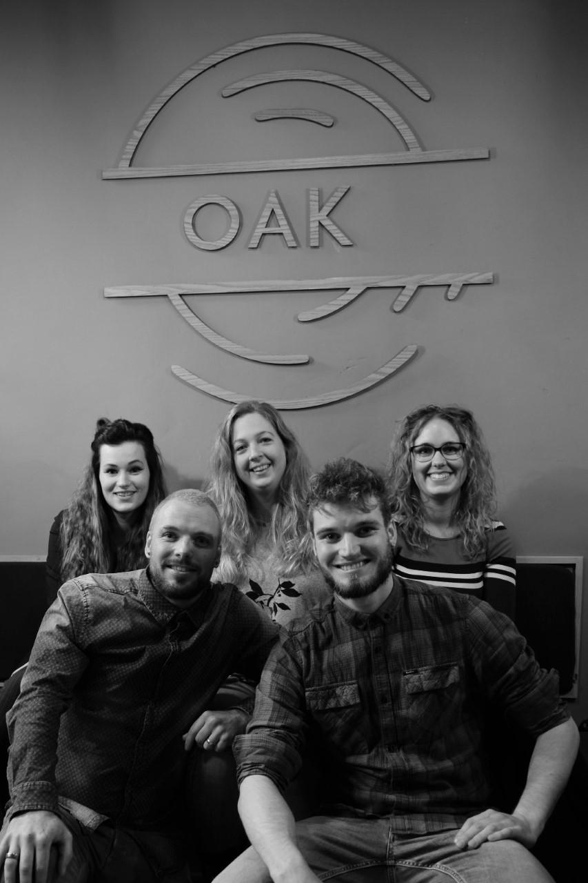 Kapper Groningen - Kapsalon Oak Cuts & Coffee